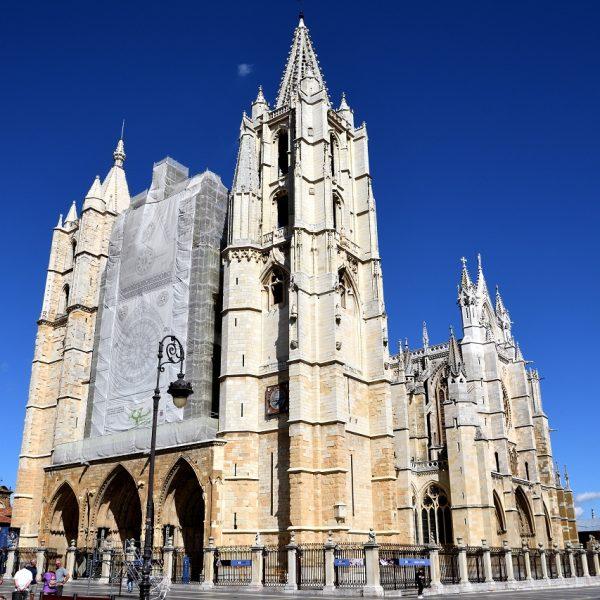 Kathedrale Leon